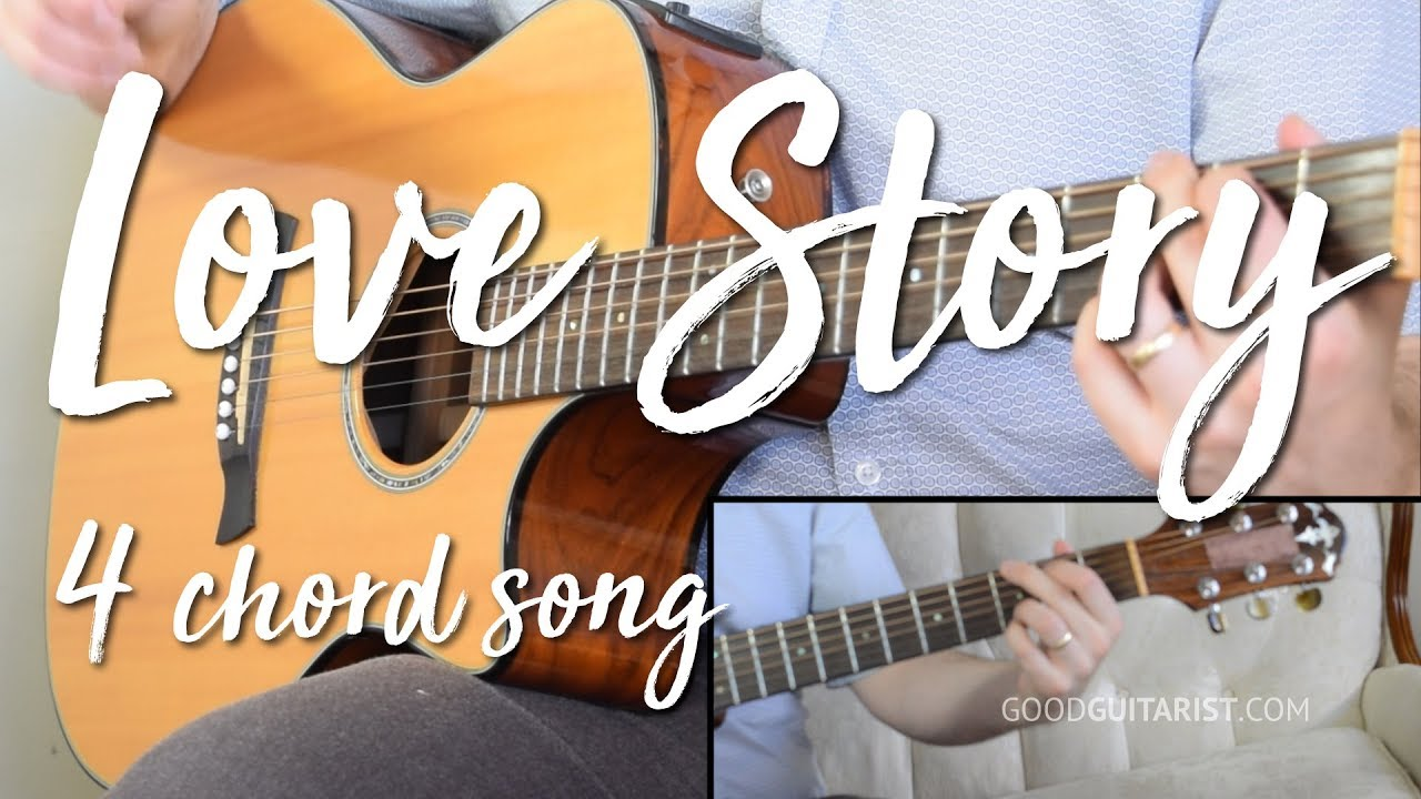 Easy acoustic covers of popular songs
