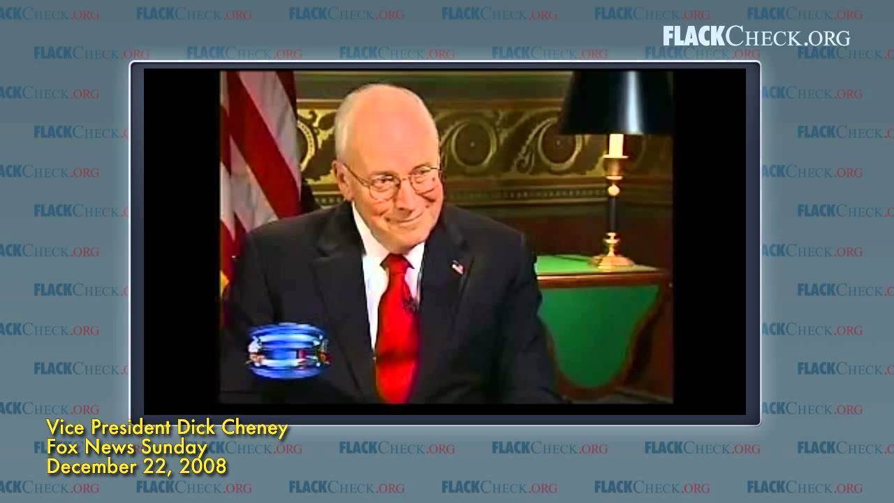 Dick cheney go f yourself