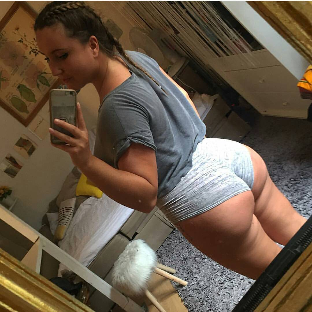 Thick chunky ass