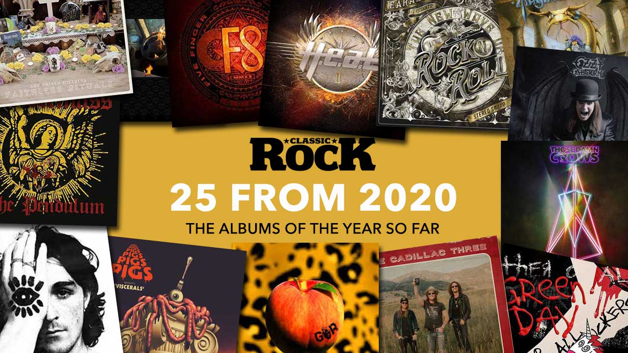 New rock cd releases this week