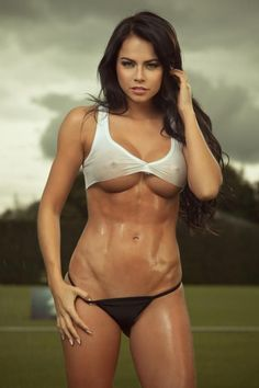 Nude female fitness pictures