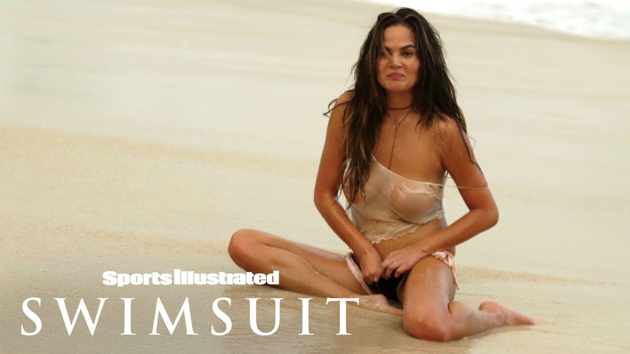 Athletic girl naked sports illustrated
