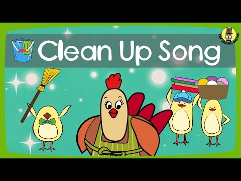Clean up song