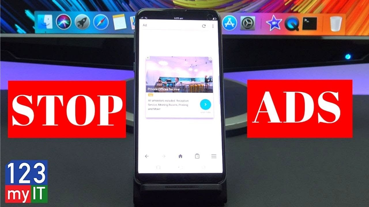 Stop youtube music ads