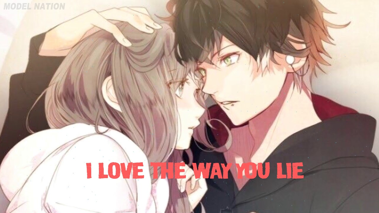 Love the way you lie nightcore 1 hour