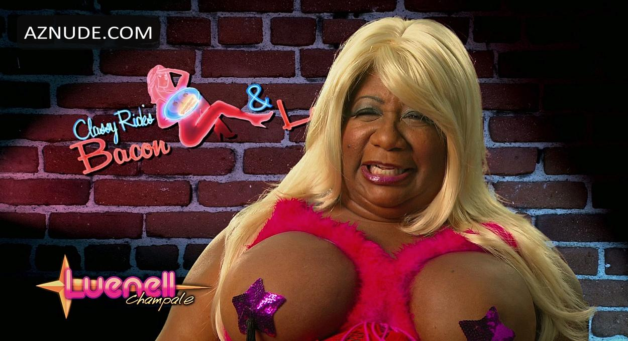 Luenell topless