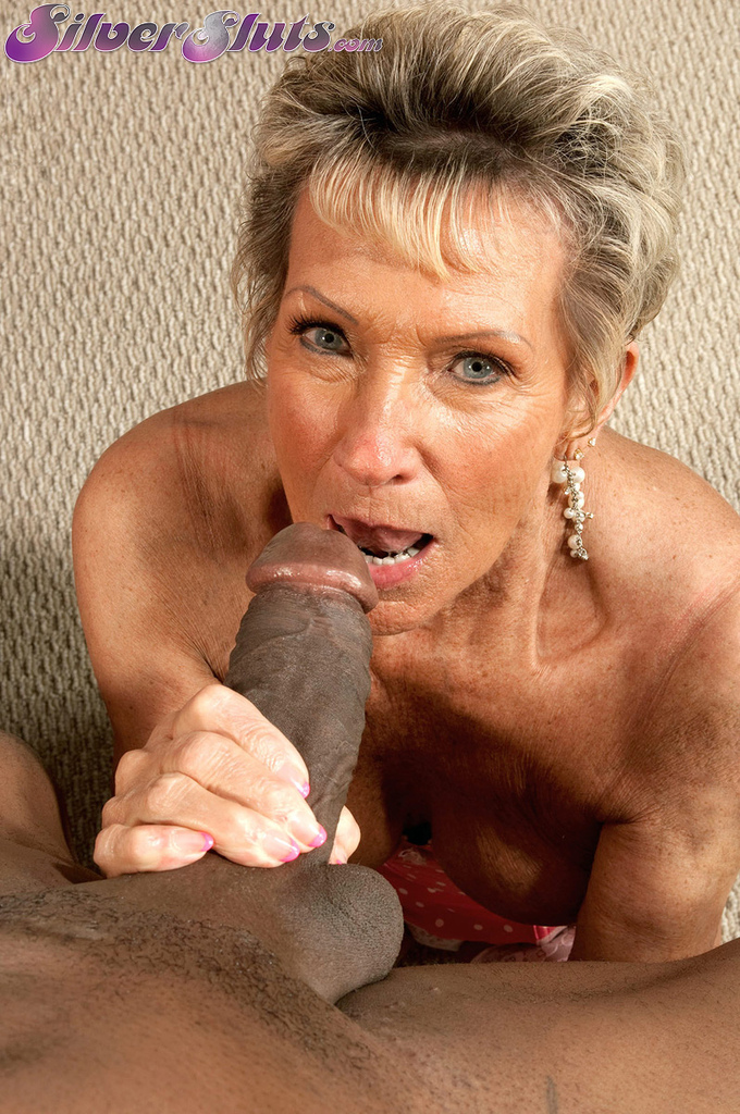 Old lady cock suckers