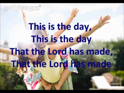 This is the day lyrics youtube