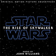 Who wrote the music for the new star wars movie